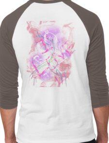 i love u graphic Men's Baseball ¾ T-Shirt