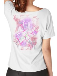 i love u graphic Women's Relaxed Fit T-Shirt