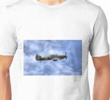 Battle of Britain Memorial flight Hurricane PZ865 (Mk IIc) Unisex T-Shirt