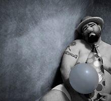 Sad Clown by lfsaenz