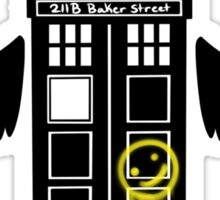 Superwholock v2 Sticker