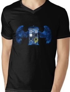 Superwholock Space v2 Mens V-Neck T-Shirt