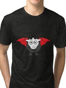 Vampire Grover Goat Tri-blend T-Shirt