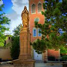 Chapel of Our Lady of Lourdes by Diana Graves Photography
