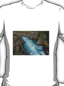 Waterfall in Iceland T-Shirt
