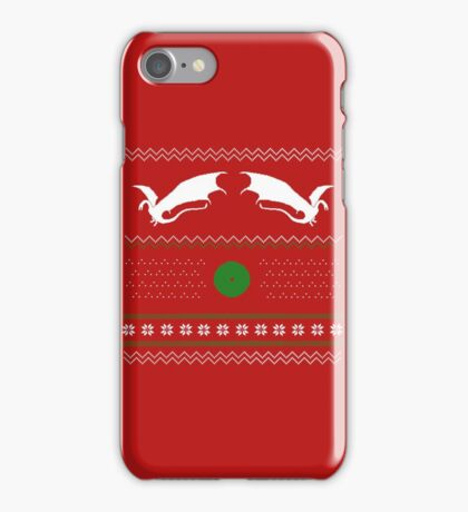 Hobbit: Ugly Christmas Sweater iPhone Case/Skin