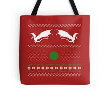 Hobbit: Ugly Christmas Sweater Tote Bag