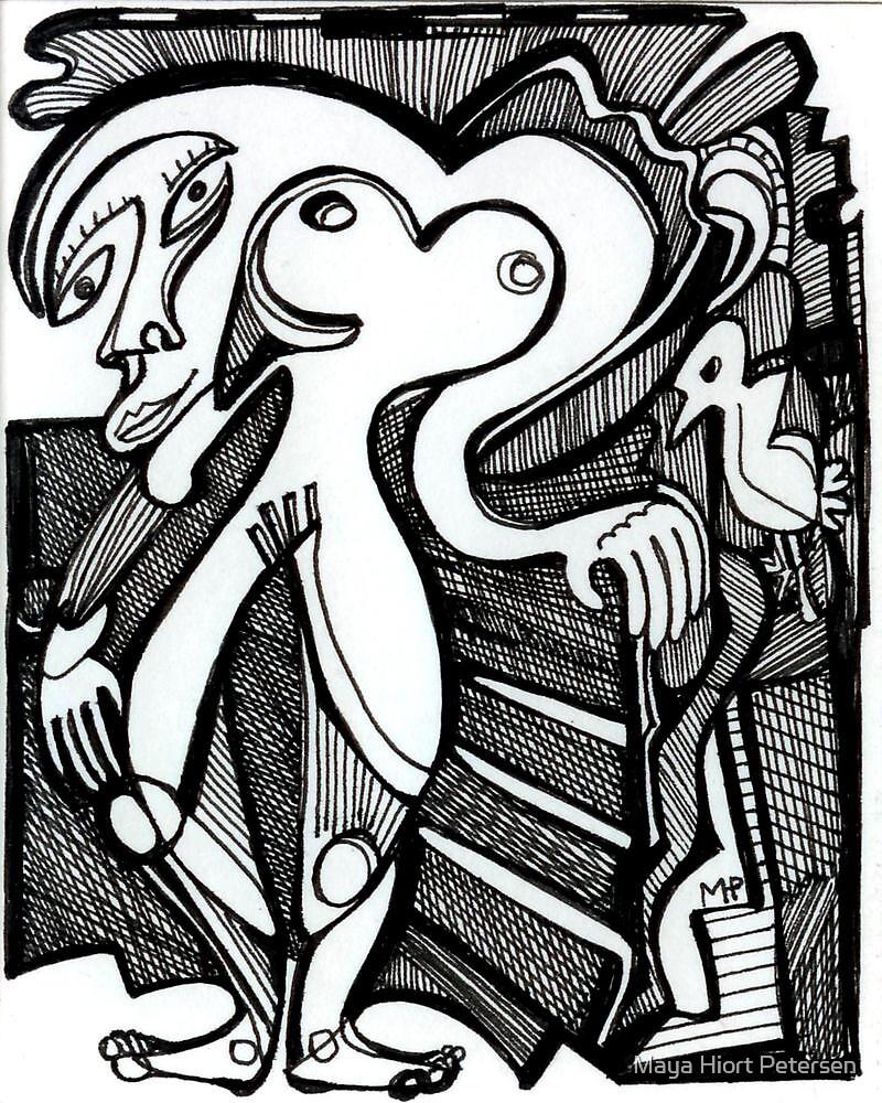 Eve by Maya Hiort Petersen