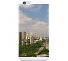 Lines and curves of São Paulo iPhone Case/Skin