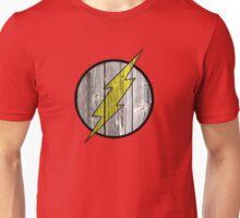 Flash Wood Logo Unisex T-Shirt