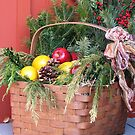 Basket of Christmas Cheer by AngieDavies