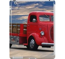 1941 Ford COE Flatbed Truck iPad Case/Skin