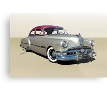 1951 Pontiac Chieftain 'Mild Custom'  Metal Print