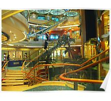 Four Floors of Lights and Sparkles Poster