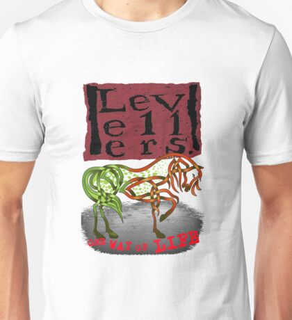 one way of life Unisex T-Shirt