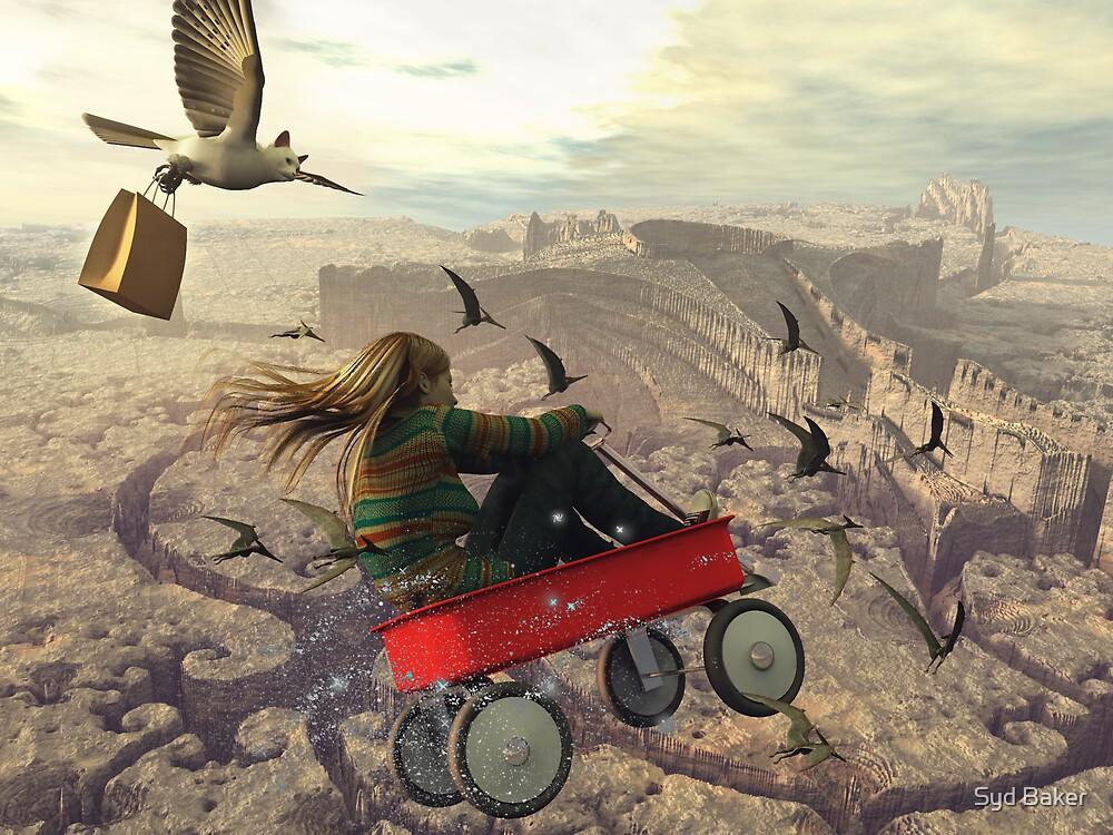 Jemma's Gift: 02 - Landing Escort by Syd Baker