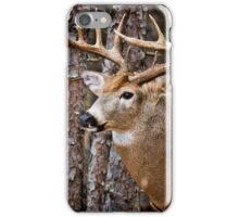 White-Tailed Buck iPhone Case/Skin