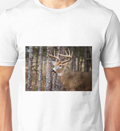 White-Tailed Buck Unisex T-Shirt