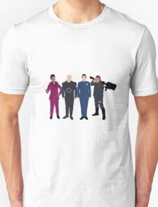 Red Dwarf Minimal Figures T-Shirt