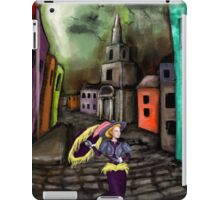 The Lady on the Prowl iPad Case/Skin