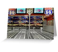 arcade Greeting Card
