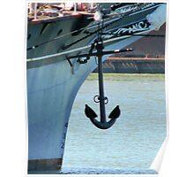 Hoist Anchor Poster