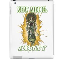 new model army iPad Case/Skin