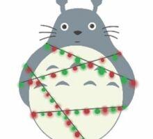 christmas neighbour Sticker