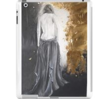 Where two worlds touch iPad Case/Skin