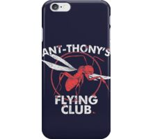Ant Flying Club iPhone Case/Skin
