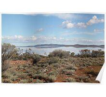 Lake Gairdner 1 Poster