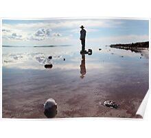 Lake Gairdner 3 Poster