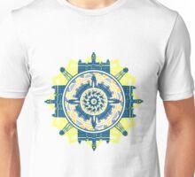WVU Mandala Unisex T-Shirt
