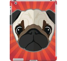Pug Dog iPad Case/Skin