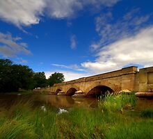 Ross Bridge Again by Ian Robertson
