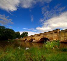 Ross Bridge Again by Ian Robertson