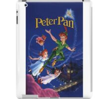 Peter Pan Walt Disney iPad Case/Skin