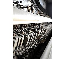 Piano Guts Photographic Print