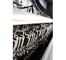 Piano Guts Photographic Print