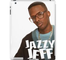 Jazzy Jeff iPad Case/Skin