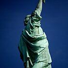 Liberty Sky - NYC by Blake Johnson