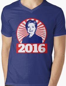 Hillary Clinton 2016 Mens V-Neck T-Shirt
