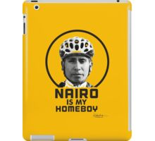 Nairo is My Homeboy : TDF Yellow iPad Case/Skin