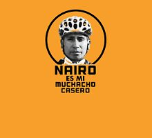 Nairo es mi muchacho casero / Nairo is My Homeboy (Spanish) : TDF Yellow T-Shirt
