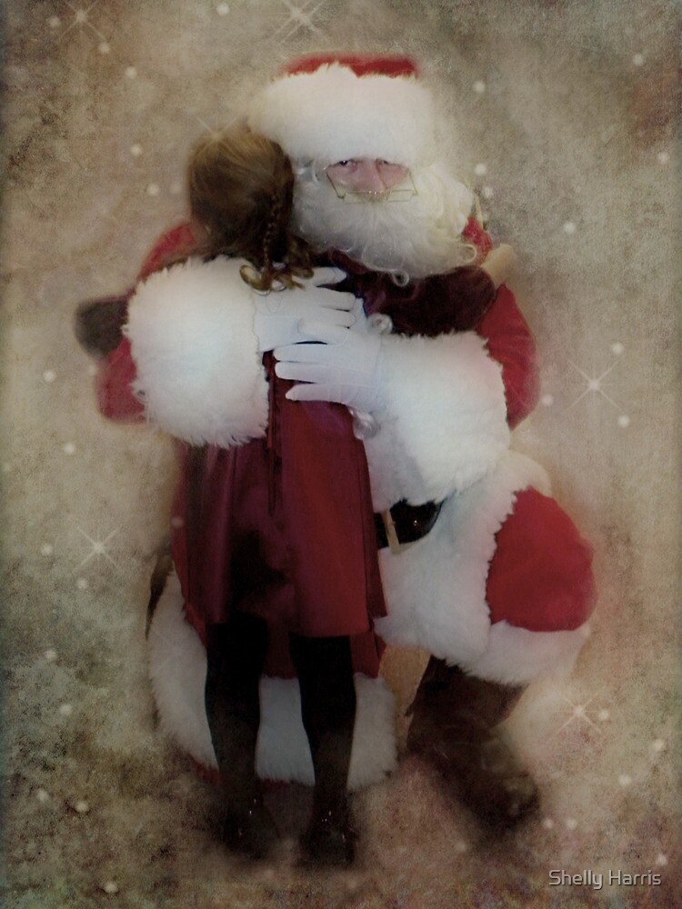 A Little Christmas Magic by Shelly Harris