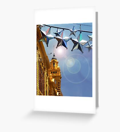 Melbourne Christmas Greeting Card