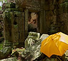 Cambodge - Banteay Thom by Jean-Luc Rollier