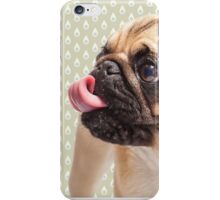 Puggy Pattern iPhone Case/Skin