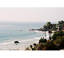 Malibu Beach Photographic Print