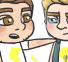 SMG Liam & Niall Sticker